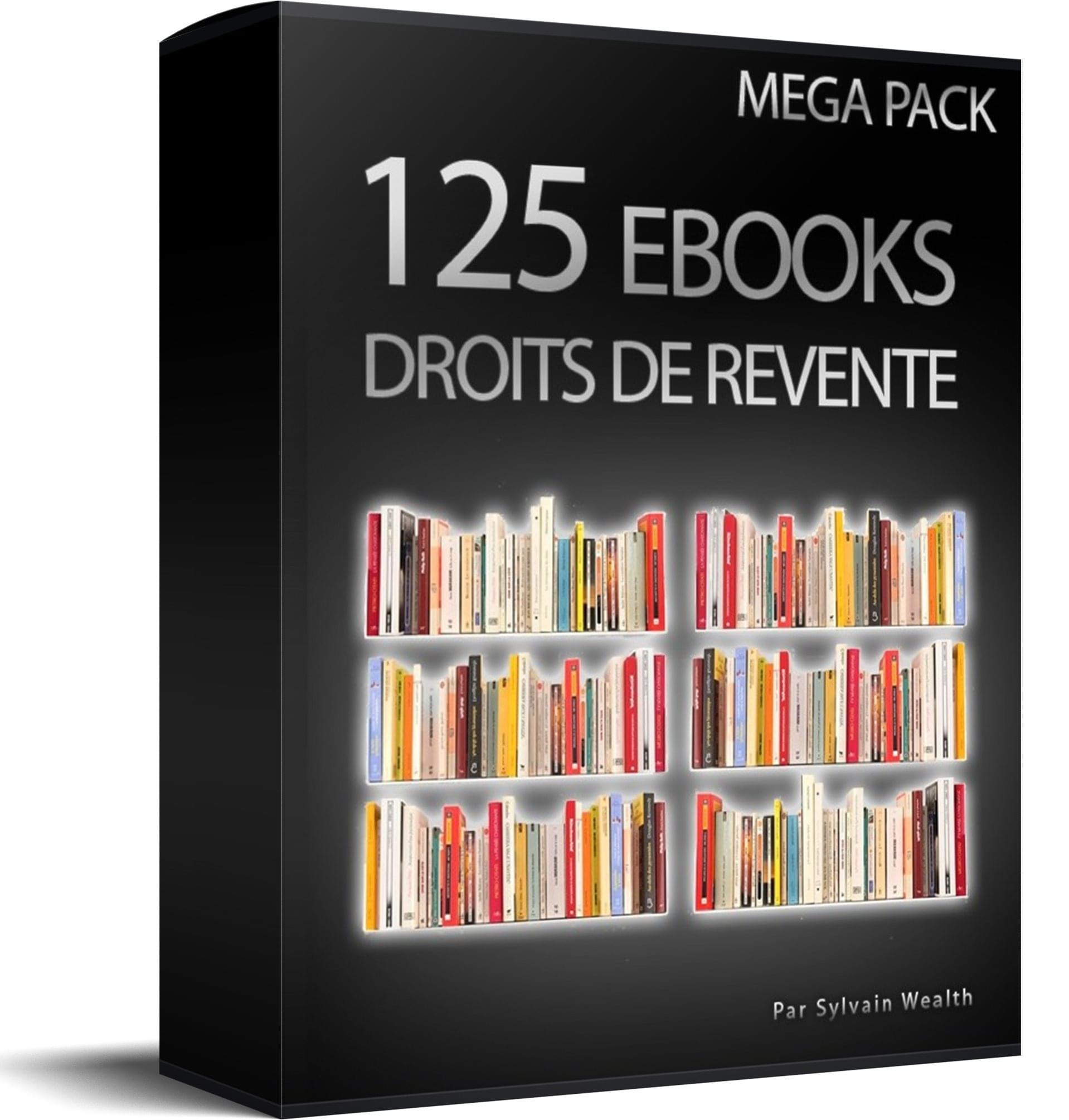 ebooks marketing avec droit de revente