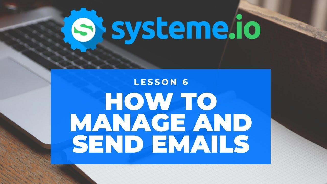 email systeme io