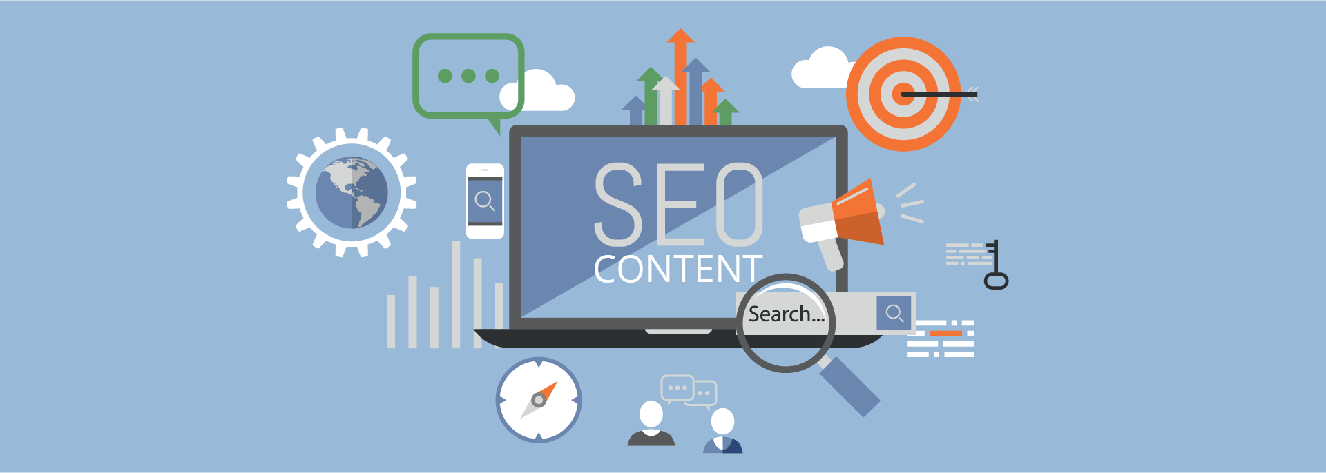 3 piliers du marketing SEO